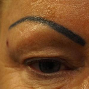 Permanent-tatoveringsblæk